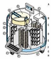 Для хранения больших объемов биологических препаратов в жидкой фазе или парах жидкого азота