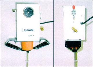 Насос для подачи жидкого азота в программные замораживатели LNP4
